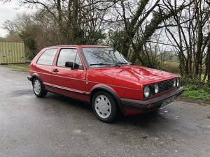 1987 Volkswagen Golf GTI type 19 For Sale