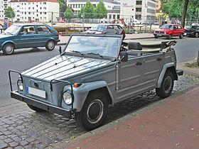 1974 Volkswagen Type 181 Thing = Grey Restored $25.9k