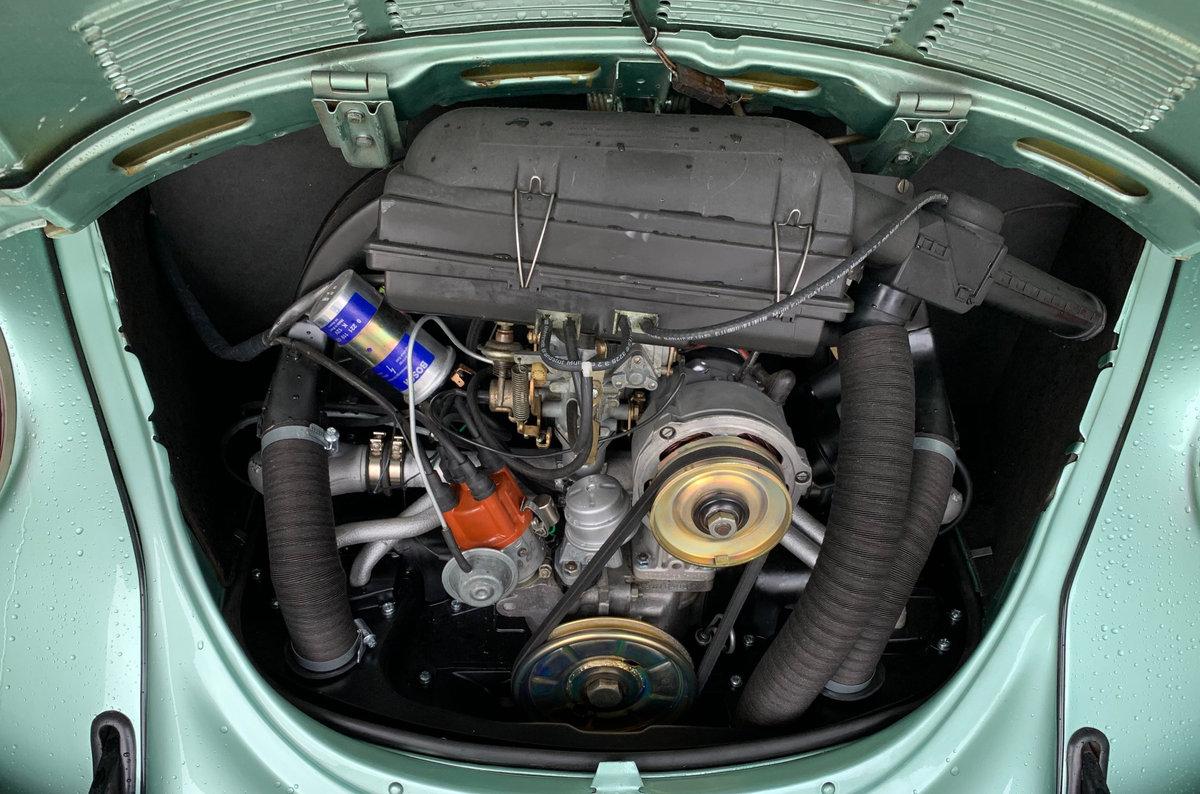 1978 VW Kaefer Beetle 1303 LS Cabrio PORSCHE PAINT For Sale (picture 4 of 6)