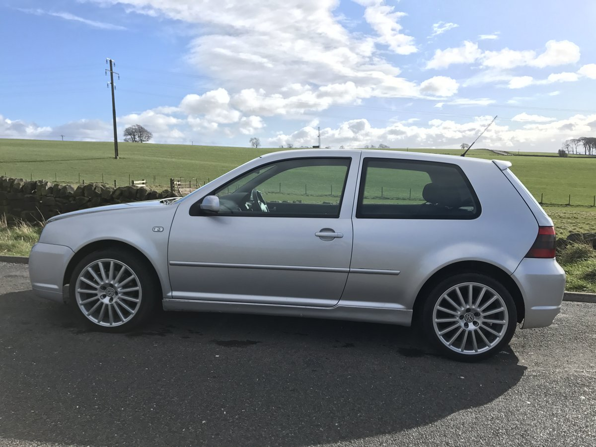 2002 Super rare GOLF GT TDI special Edition.  For Sale (picture 2 of 6)