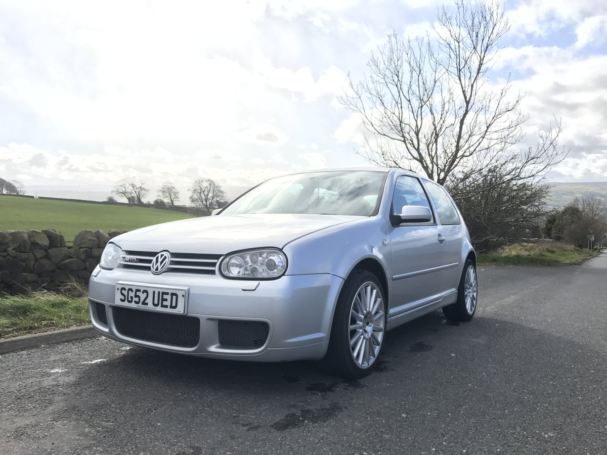 2002 Super rare GOLF GT TDI special Edition.  For Sale (picture 4 of 6)