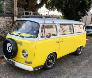 T2 Bay Window Campervan 1972 Crossover For Sale