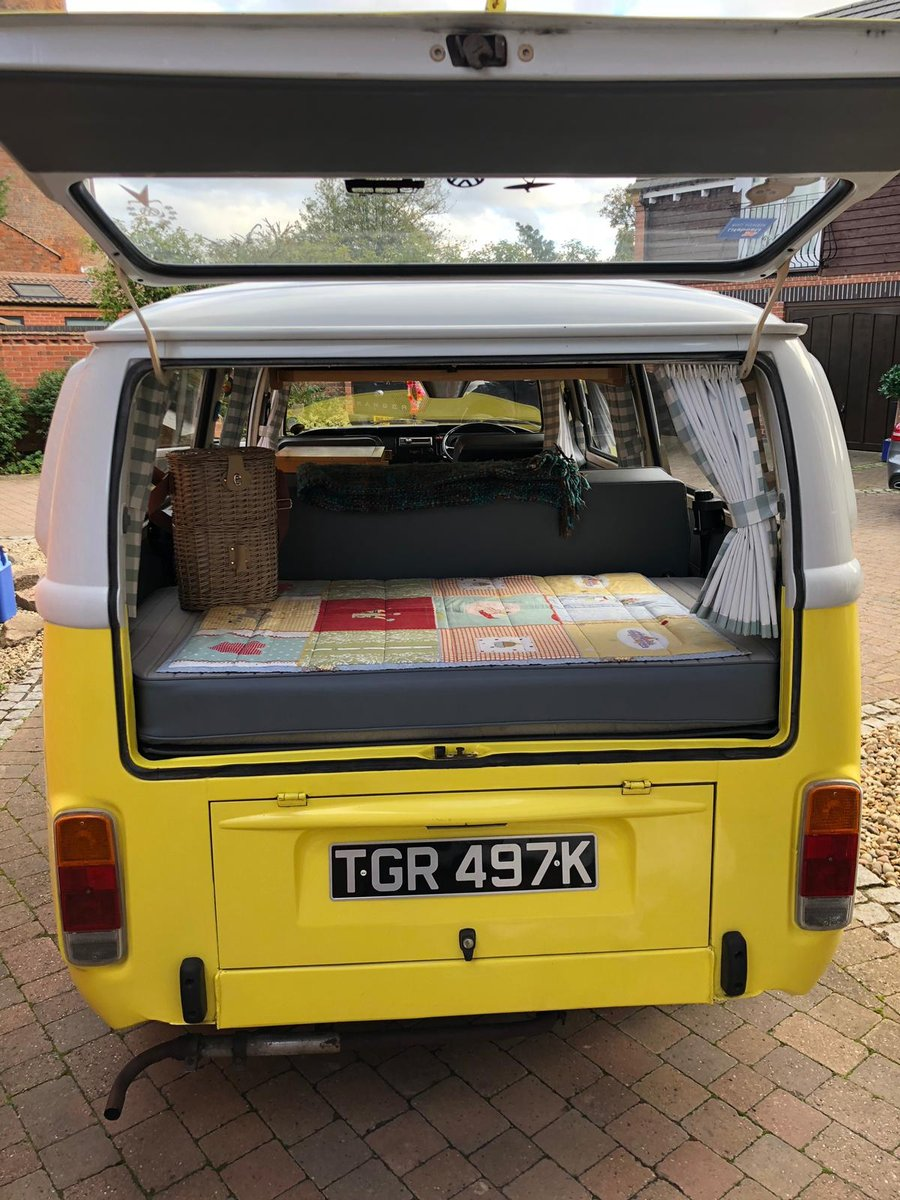 T2 Bay Window Campervan 1972 Crossover For Sale (picture 2 of 6)