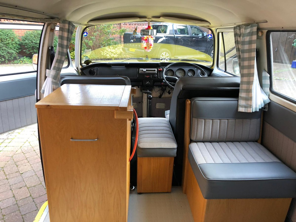 T2 Bay Window Campervan 1972 Crossover For Sale (picture 6 of 6)