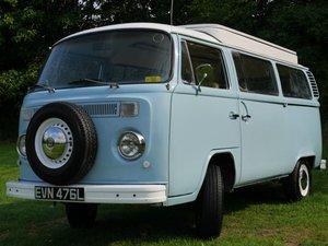 Splendid 1973 Volkswagen Type 2 Baywindow orig RHD For Sale