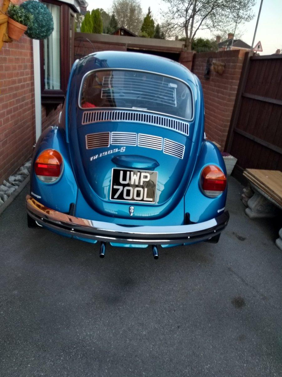1973 Volkswagen Beetle 1303s For Sale (picture 2 of 5)