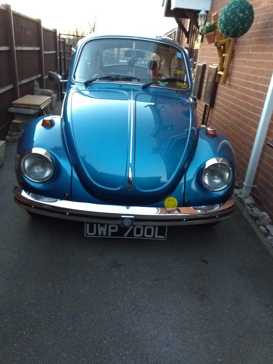 1973 Volkswagen Beetle 1303s For Sale (picture 1 of 5)