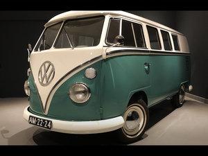 1966 Beautiful restored '66 Volkswagen T1 Deluxe