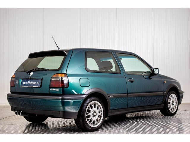 1997 Volkswagen Golf MK3 GTI 2.0 For Sale (picture 2 of 6)