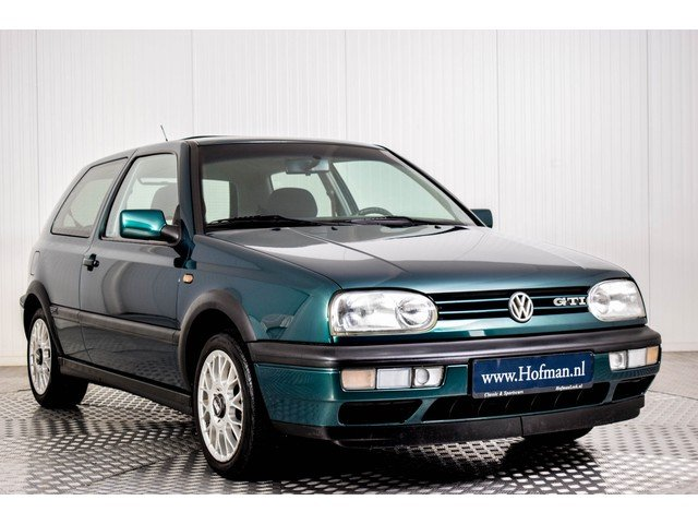 1997 Volkswagen Golf MK3 GTI 2.0 For Sale (picture 3 of 6)