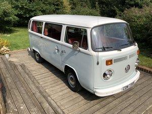 'Dave' 1974 T2 VW Campervan