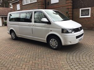 2011 Volkswagen Multivan Caravelle Transporter TDi For Sale