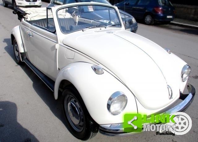 Volkswagen Maggiolino '15 AB1' Cabrio (1972) FIAS For Sale (picture 4 of 6)