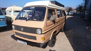 1988 Volkswagen T25 2WD Autohomes Kamper For Sale