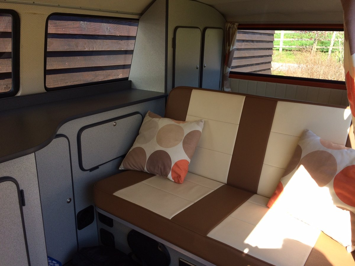 Classic 1975 VW T2 Bay - 'Matilda' For Sale (picture 4 of 6)