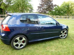 2005 RARE SHADOW BLUE GTI 2.0 WITH UPGRADES