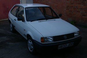1991 28 year old 1272cc 3D Polo in VGC For Sale