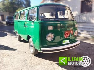 Volkswagen T2 23 AD, anno 1973, restaurato, ASI For Sale