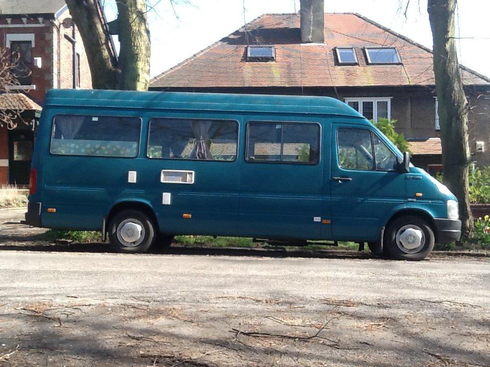 2005 Volkswagen camper LT35 For Sale (picture 1 of 6)