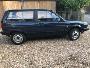 1987 20K mileage Polo C (Breadvan) For Sale