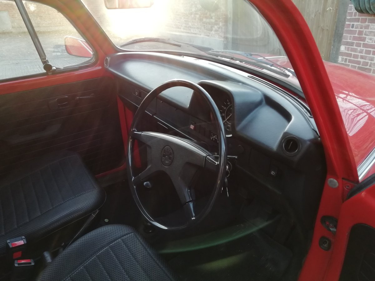 1973 For sale low mileage beetle For Sale (picture 6 of 6)