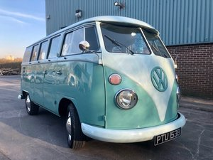 1964 LHD Split Screen Camper Van For Sale