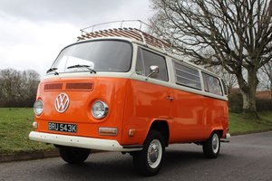 Volkswagen Camper 1972 - To be auctioned 26-04-19