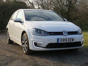 2015 VW Golf MK7 GTE SOLD