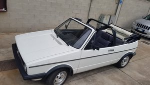 VERY NICE GOLF CABRIOLET For Sale