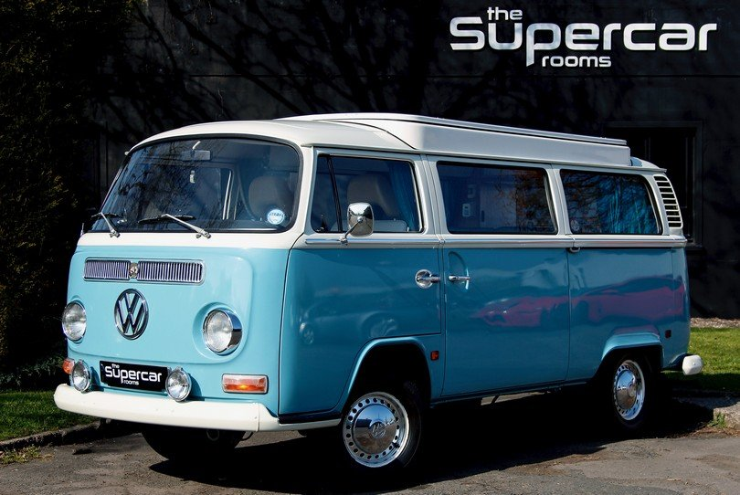Award winning 1972 VW Camper - Devon Moonraker -  For Sale (picture 1 of 6)
