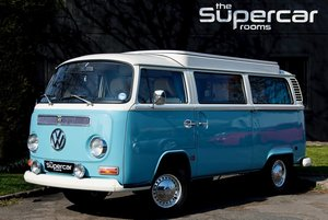 Award winning 1972 VW Camper - Devon Moonraker -