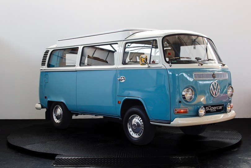 Award winning 1972 VW Camper - Devon Moonraker -  For Sale (picture 2 of 6)