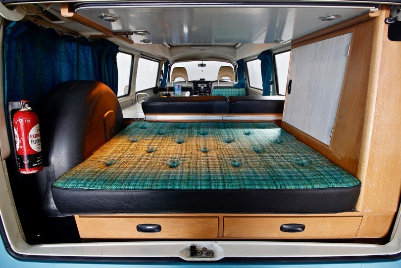 Award winning 1972 VW Camper - Devon Moonraker -  For Sale (picture 6 of 6)