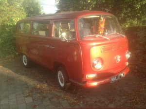 1972 VW VOLKSWAGEN T2 TYPE2 BAYWINDOW CAMPER VAN LOW LI For Sale