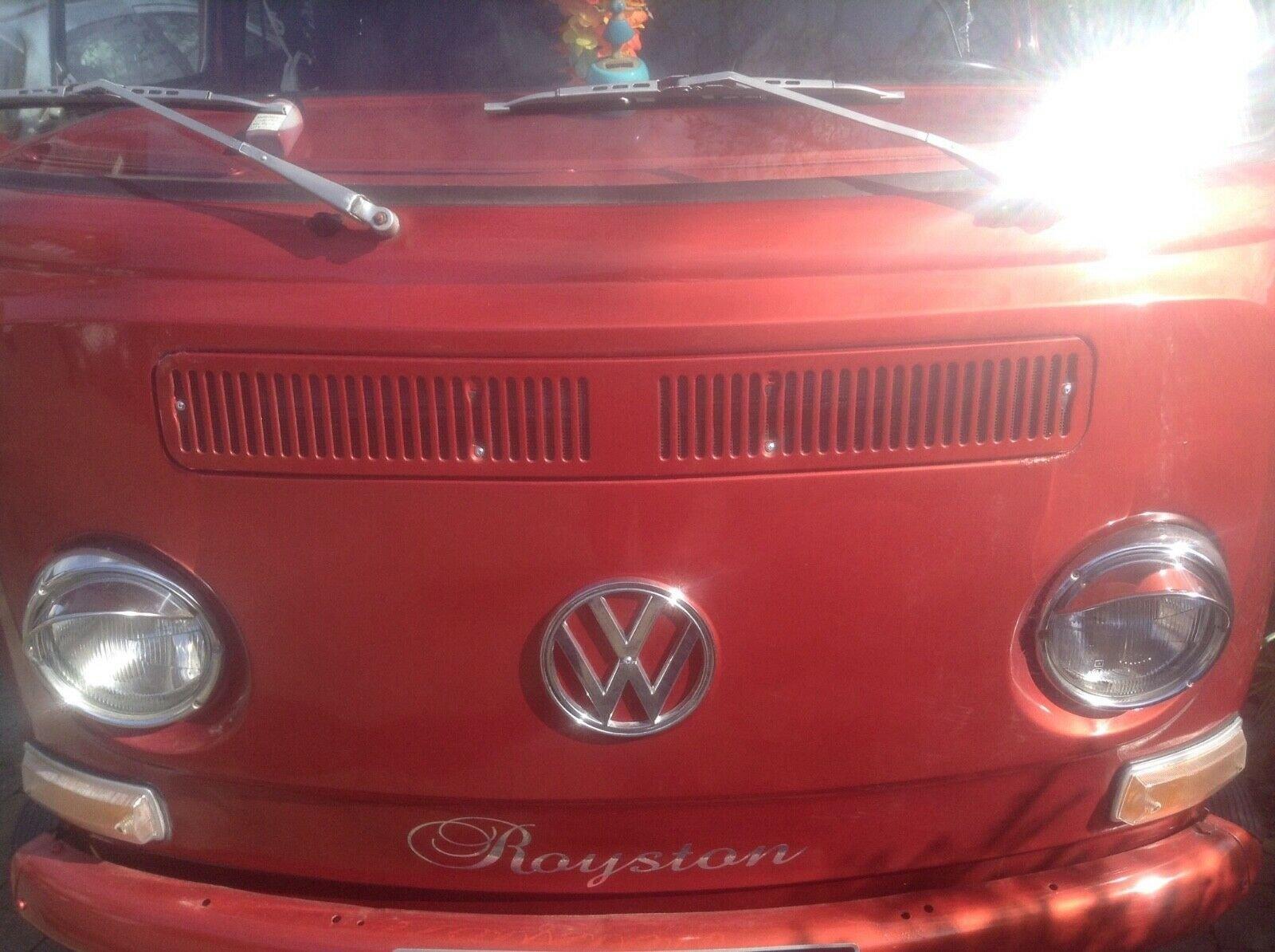1972 VW VOLKSWAGEN T2 TYPE2 BAYWINDOW CAMPER VAN LOW LI For Sale (picture 2 of 6)