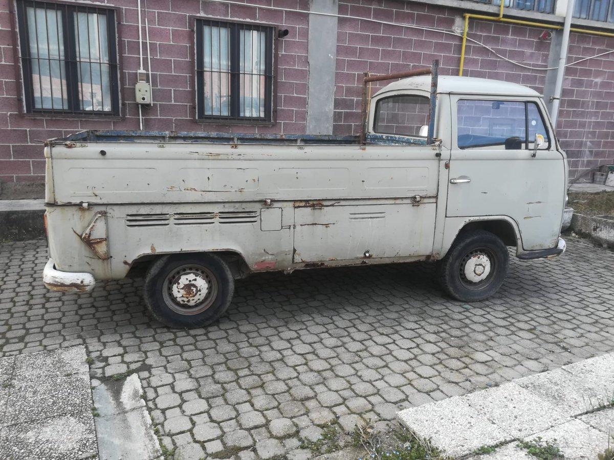 Volkswagen T2 - 1972 SOLD (picture 2 of 6)