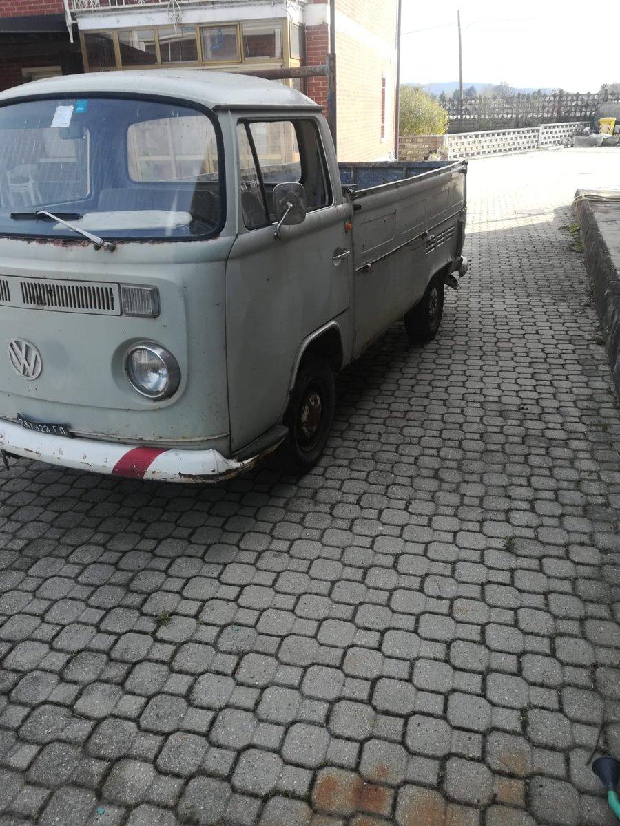 Volkswagen T2 - 1972 SOLD (picture 3 of 6)