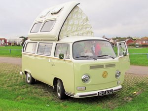 1971 Early bay in excellent condition