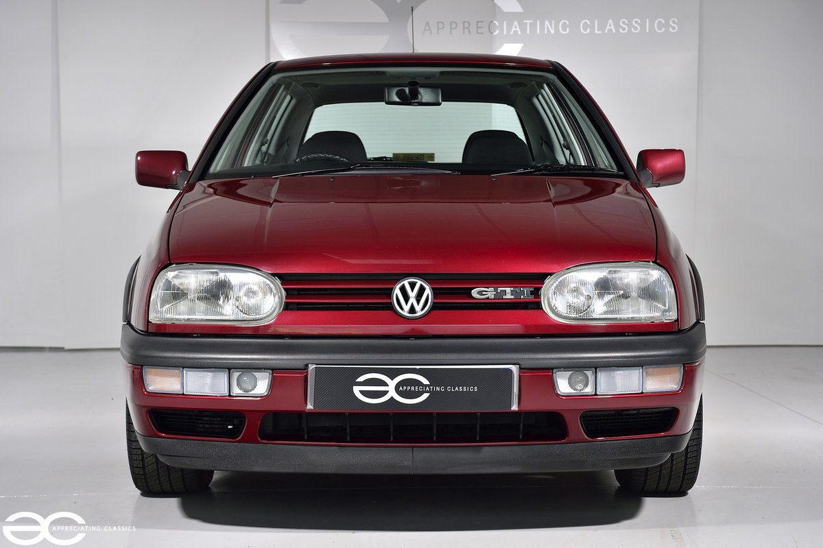 1996 As New Golf GTi - One Owner - 14k Miles - Full History For Sale (picture 1 of 6)
