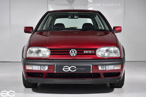 1996 As New Golf GTi - One Owner - 14k Miles - Full History SOLD