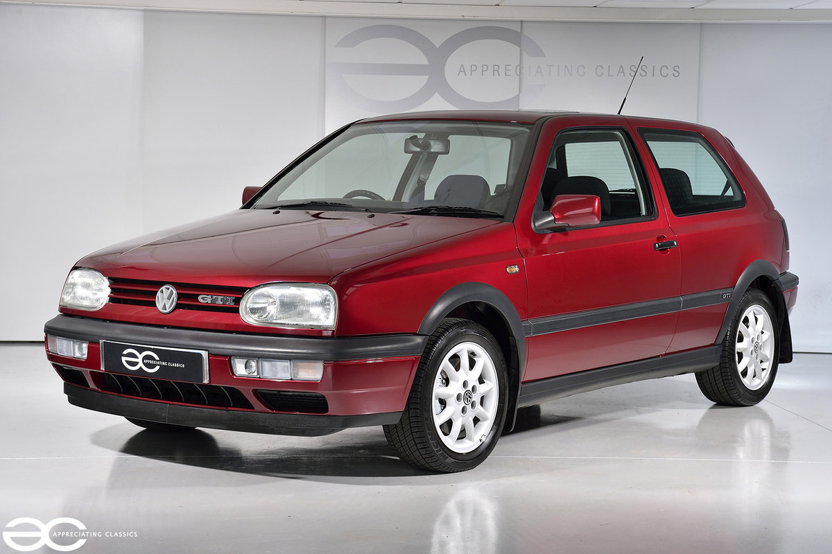 1996 As New Golf GTi - One Owner - 14k Miles - Full History For Sale (picture 2 of 6)