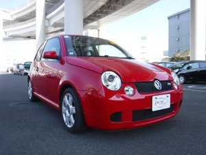 2004 Volkswagen Lupo GTI. Low Miles. Red. Due in June.