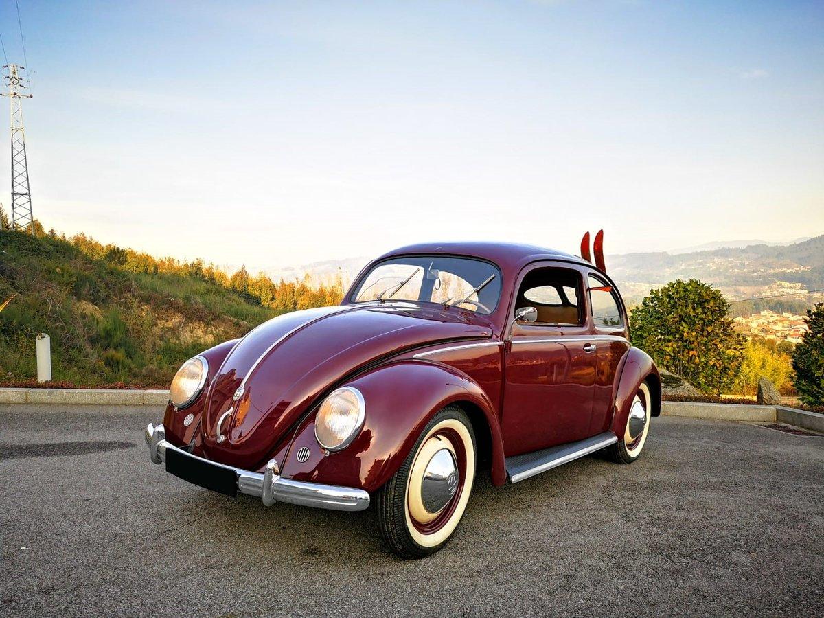 VW Carocha Split Window - 1950 For Sale (picture 1 of 6)