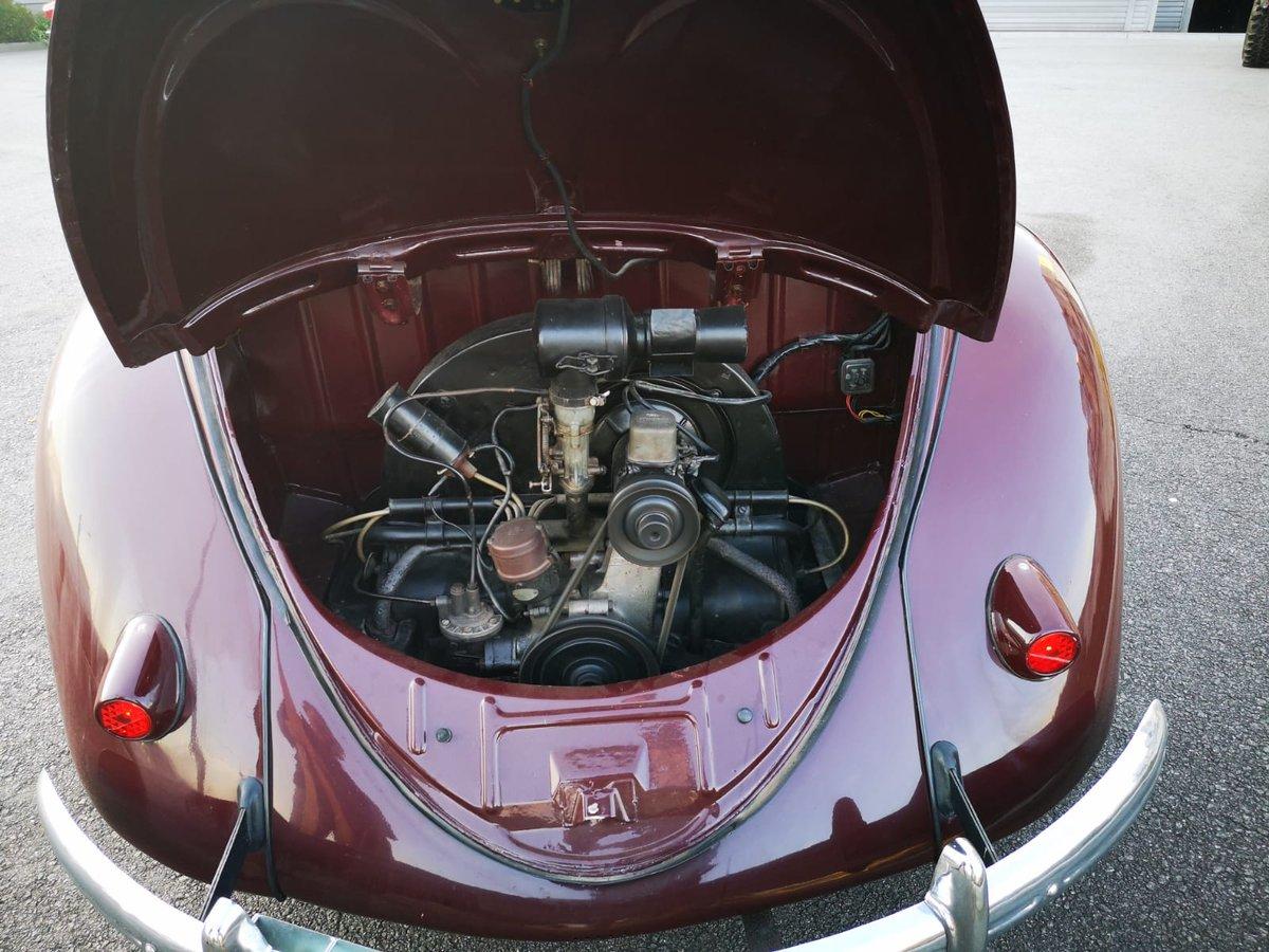 VW Carocha Split Window - 1950 For Sale (picture 5 of 6)