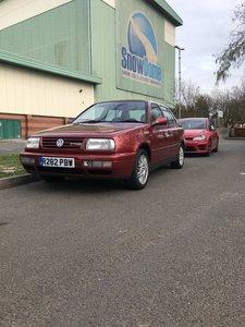 1997 Original VW Vento VR6
