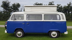 e2d71a823e VW campervan T2 Bay RHD 1974 Recent Recon engine For Sale