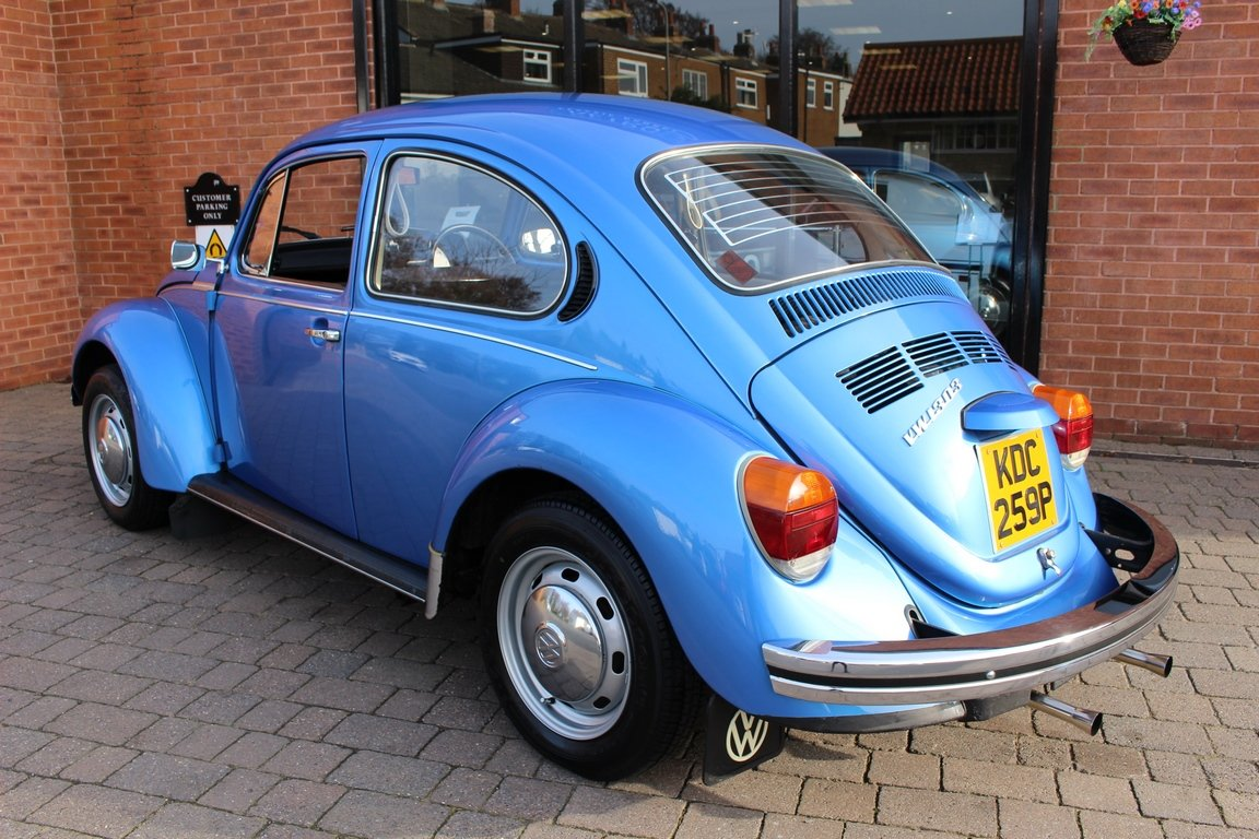 1975 VW Beetle 1303 - Completely original factory car For Sale (picture 2 of 6)