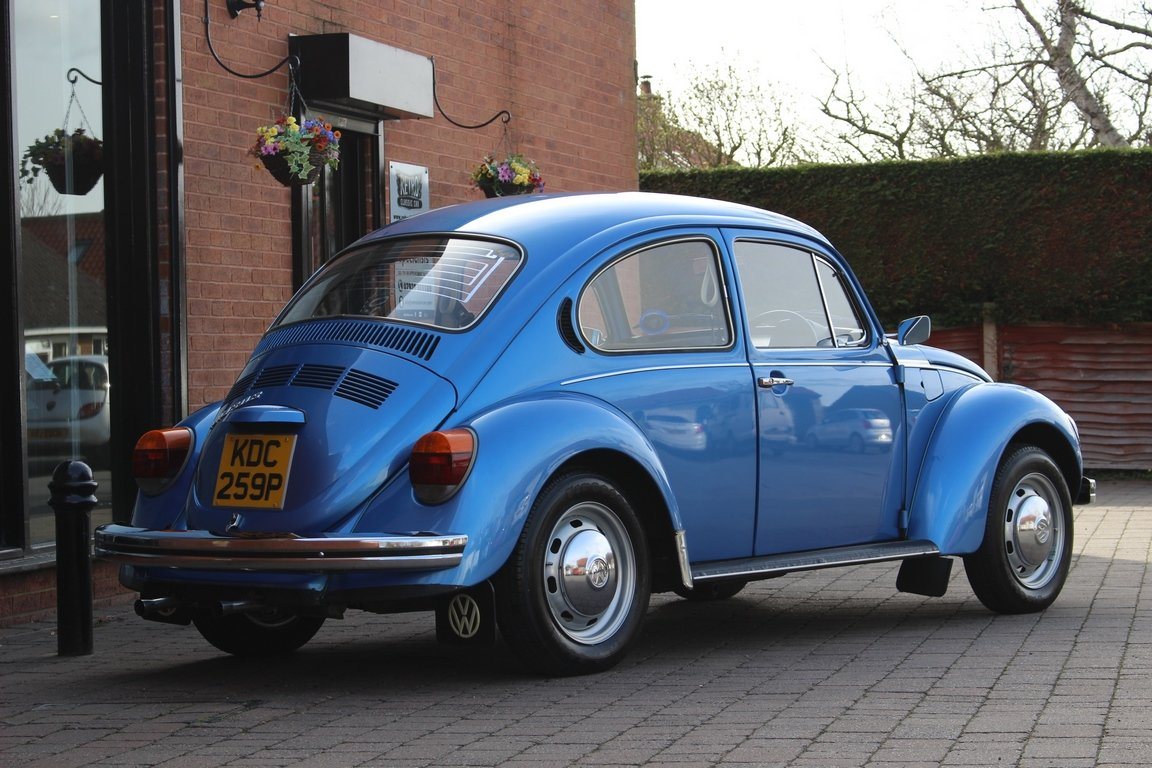 1975 VW Beetle 1303 - Completely original factory car For Sale (picture 3 of 6)