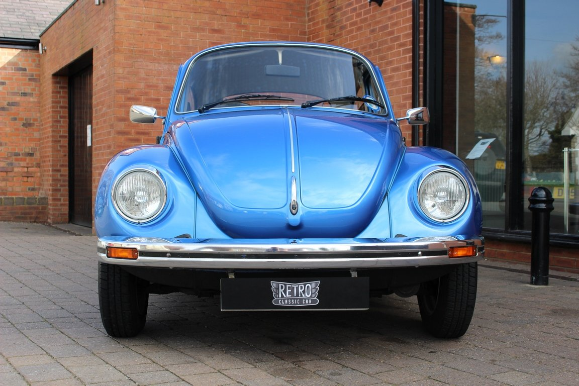 1975 VW Beetle 1303 - Completely original factory car For Sale (picture 5 of 6)