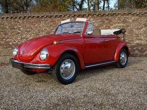 1971 Volkswagen Beetle 1600 Convertible fully restored condition! For Sale